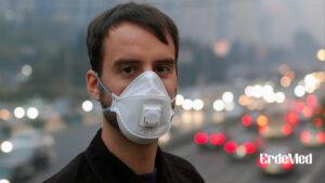 Эмнэлгийн зориулалттай маск нь агаарын бохирдлоос хамгаалахгүй